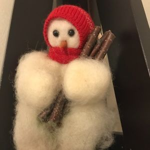 Other - The Original Wooly 2008. NWT never used snowman